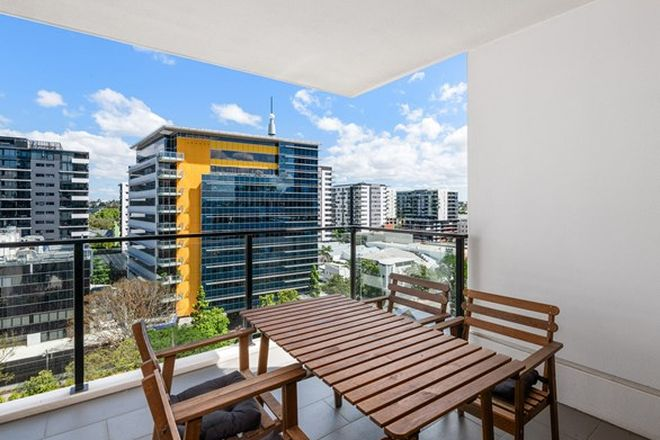 Picture of 803/27 Cordelia Street, SOUTH BRISBANE QLD 4101