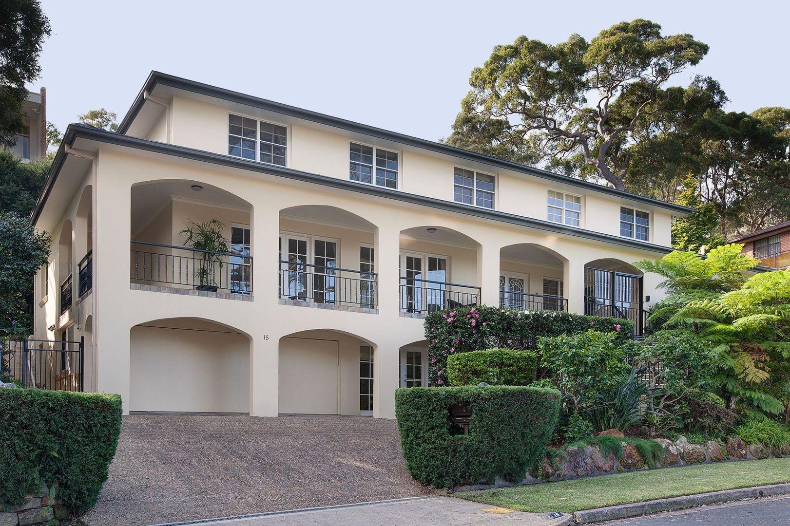 15 Emerstan Drive, Castle Cove NSW 2069, Image 0