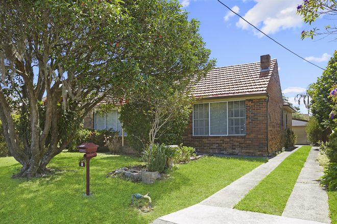 Picture of 1 Karoola Crescent, CARINGBAH NSW 2229