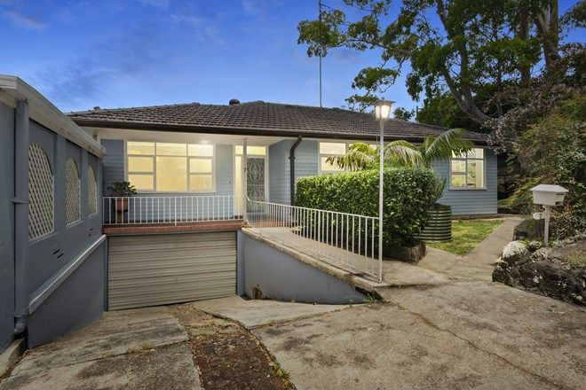 Picture of 7 Bilbette Place, FRENCHS FOREST NSW 2086
