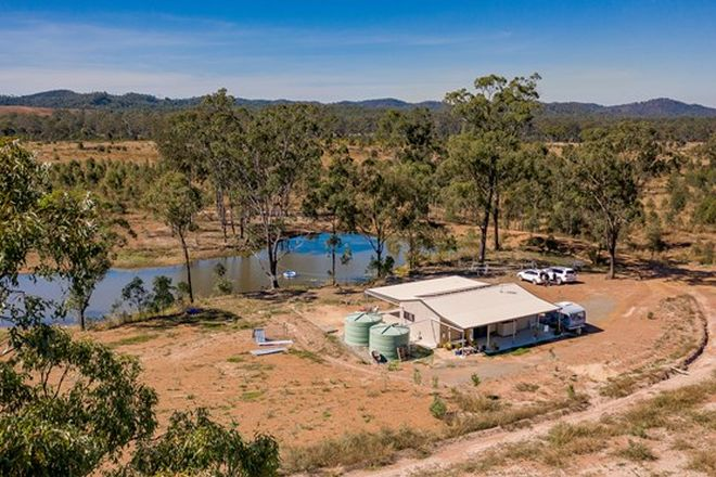 Picture of Lot 46 Boyles Road, WEST STOWE QLD 4680
