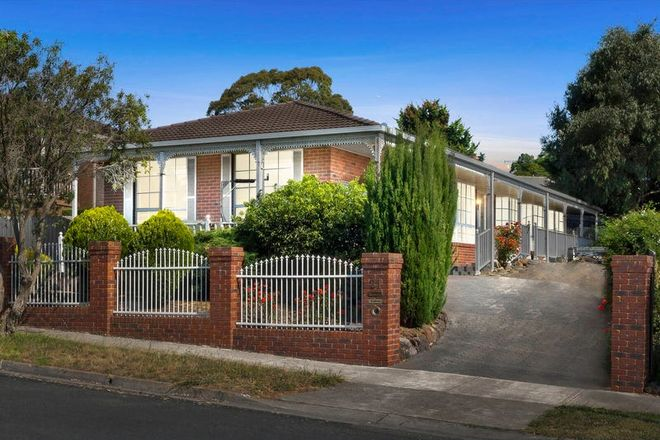 Picture of 21 Allambee Ave, GROVEDALE VIC 3216