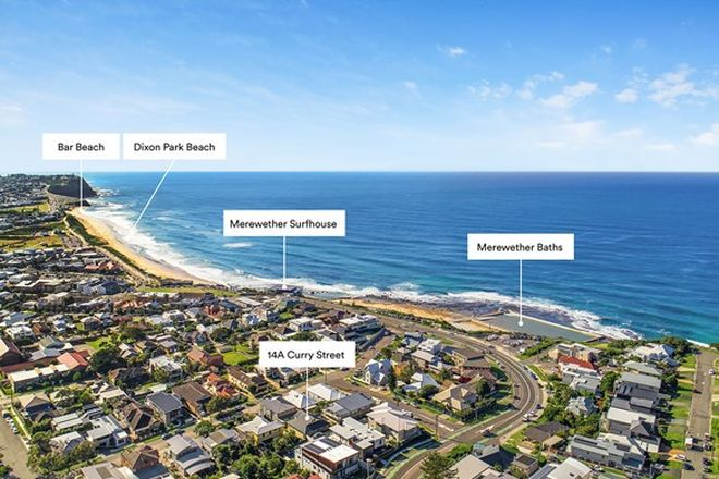 Picture of 14A Curry Street, MEREWETHER NSW 2291