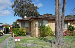 6 WILDWOOD AVENUE, Sussex Inlet NSW 2540