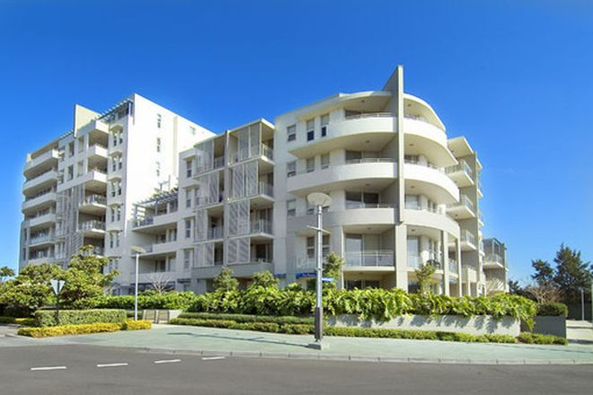 Picture of 501/1 The Piazza, WENTWORTH POINT NSW 2127