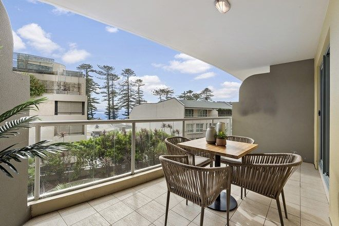 Picture of 408A/9-15 Central Avenue, MANLY NSW 2095