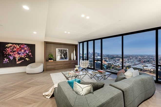 Picture of 3603/1 Almeida Crescent, SOUTH YARRA VIC 3141