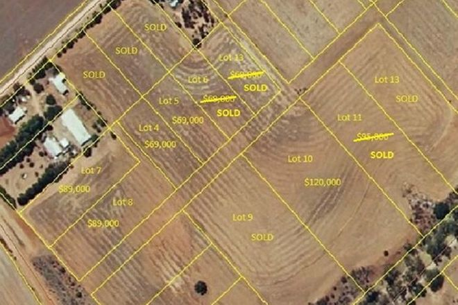 Picture of Lot 7 West Terrace, CRYSTAL BROOK SA 5523