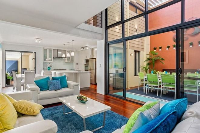 Picture of 4 Flagstaff Lane, EAST PERTH WA 6004