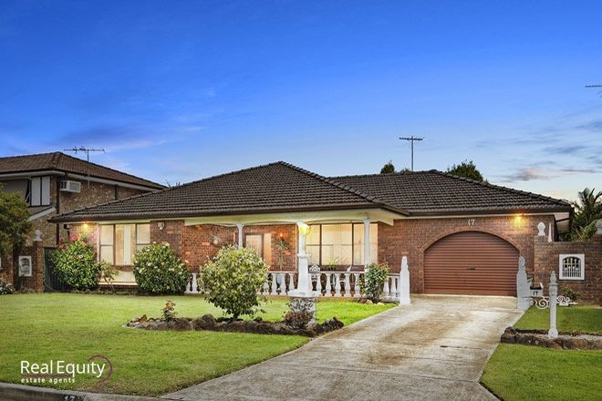Picture of 17 Nottingham Crescent, CHIPPING NORTON NSW 2170