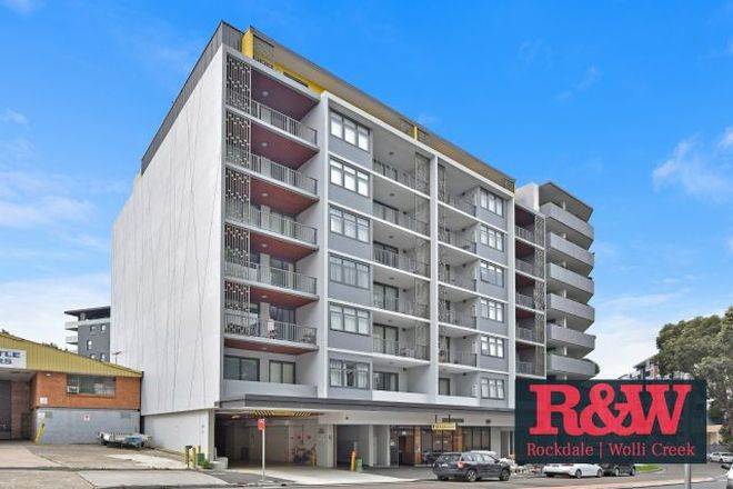 Picture of 506/9-11 Arncliffe Street, WOLLI CREEK NSW 2205
