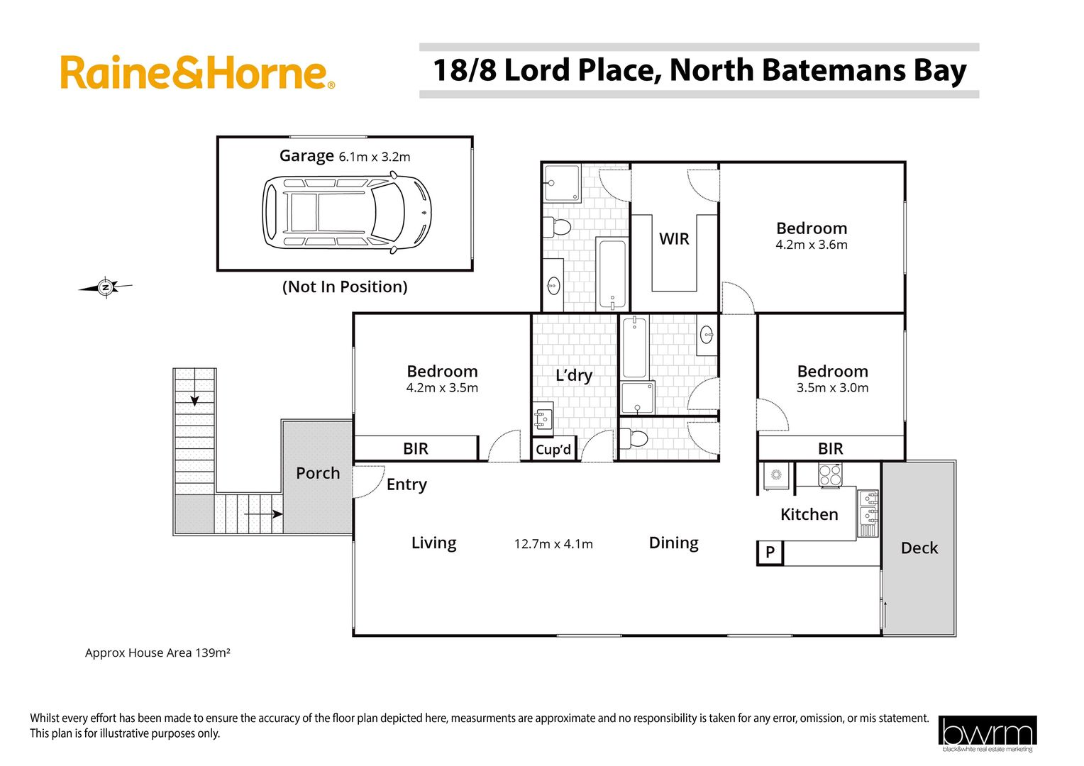 18/8 Lord Place, North Batemans Bay NSW 2536, Image 2