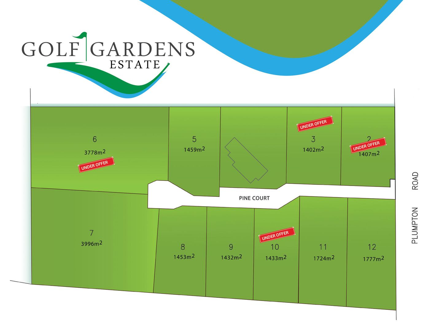 Lot 5 Golf Gardens Estate, Plumpton Road, Springvale NSW 2650, Image 2