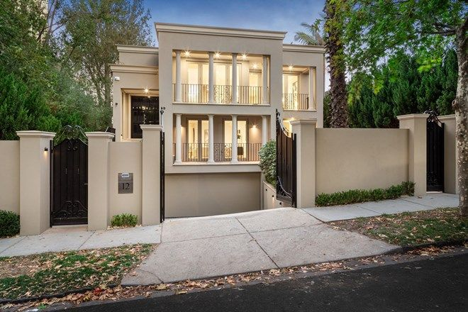 Picture of 12 Myoora Road, TOORAK VIC 3142