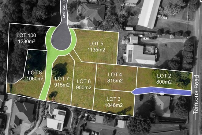 Picture of 66 Taintons Road, WOOMBYE QLD 4559