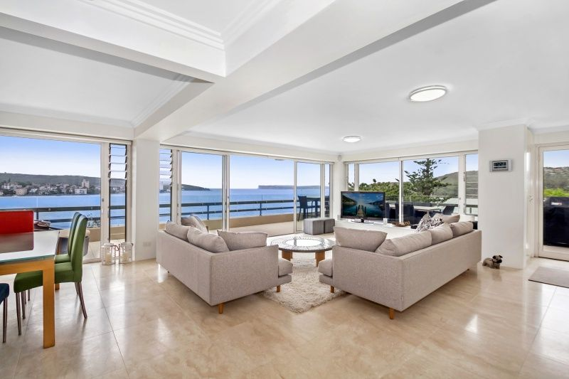 8/55 THE CRESCENT, Fairlight NSW 2094, Image 0