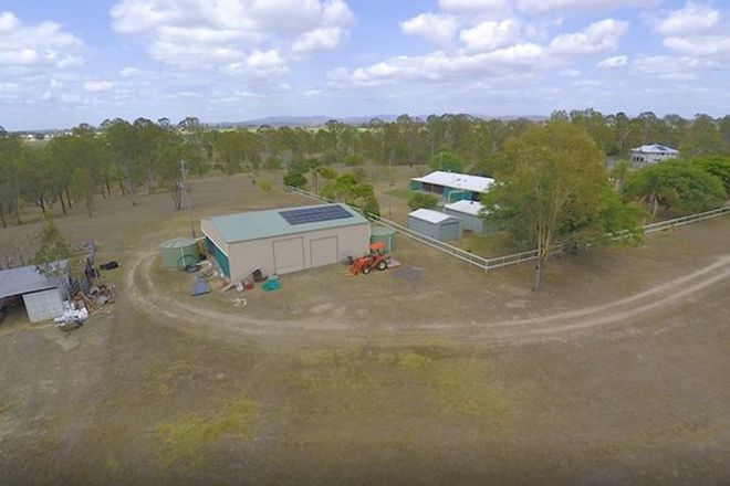 Picture of 1495 Wallaville - Goondoon Road, DRINAN QLD 4671