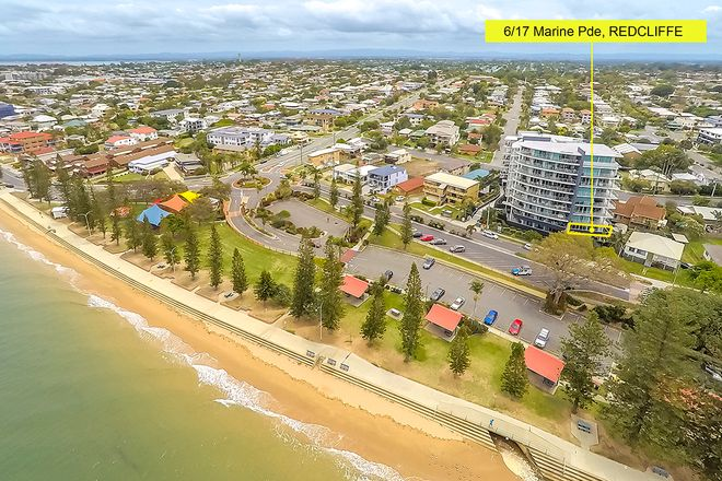 6/17-23 Marine Parade, REDCLIFFE QLD 4020