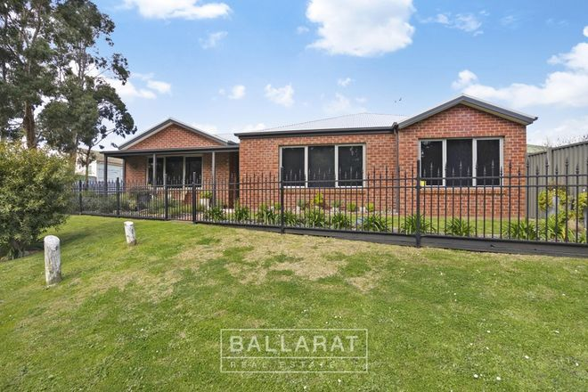 Picture of 205 Haines Street, BROWN HILL VIC 3350