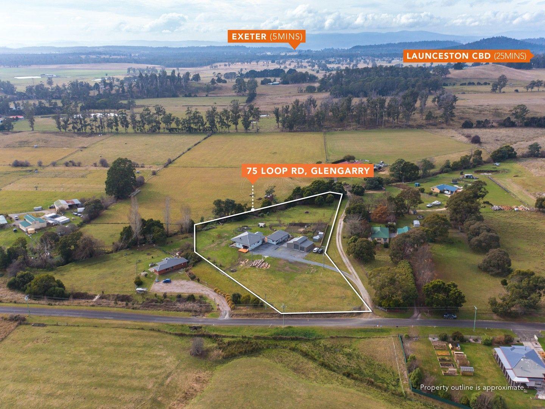 75 Loop Road, Glengarry TAS 7275, Image 0