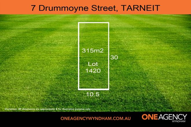Picture of 7 Drummoyne Street, TARNEIT VIC 3029