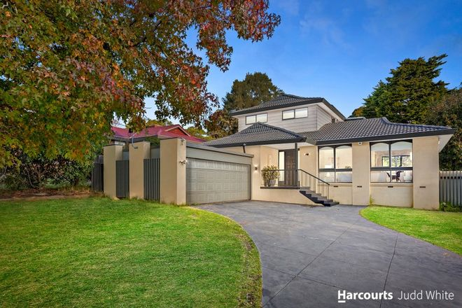Picture of 22 Radleigh Drive, WHEELERS HILL VIC 3150