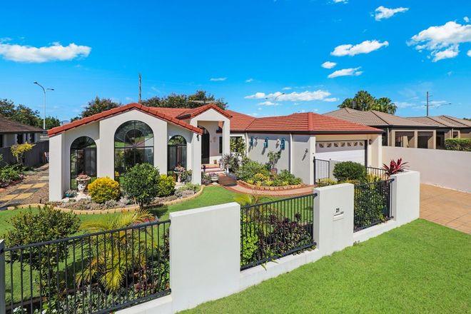 Picture of 21 Mykonos Court, KAWANA ISLAND QLD 4575