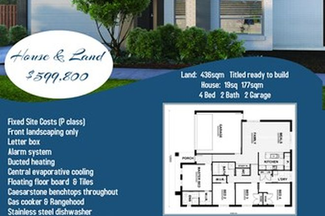 Picture of LOT 4025 Heritage Bay, CORINELLA VIC 3984