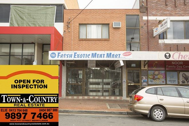 Picture of 1/110 MERRYLANDS ROAD, MERRYLANDS NSW 2160