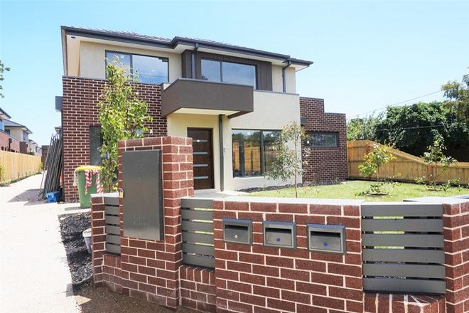 Picture of 1/109 Waiora Rd, HEIDELBERG HEIGHTS VIC 3081