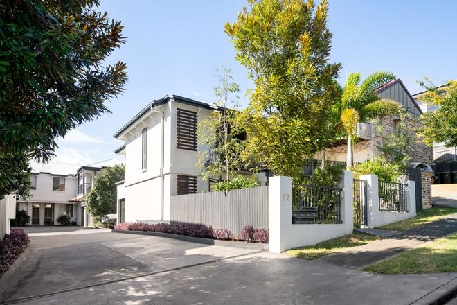 Picture of 1/27 Riddell Street, BULIMBA QLD 4171