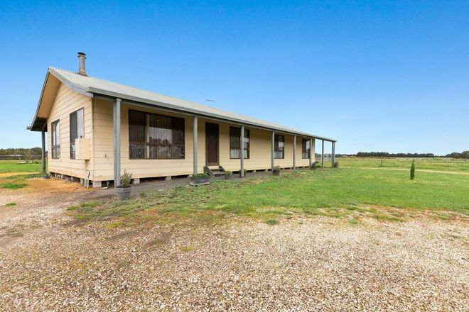 Picture of 101 Racecourse Road, HADDON VIC 3351