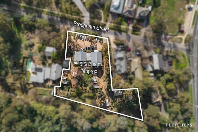 Picture of 62a Brougham Street, ELTHAM VIC 3095