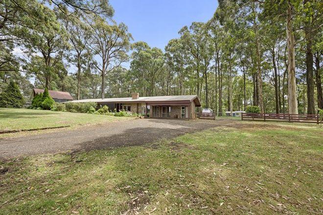 Picture of 319 Kinglake-Glenburn Rd, KINGLAKE VIC 3763