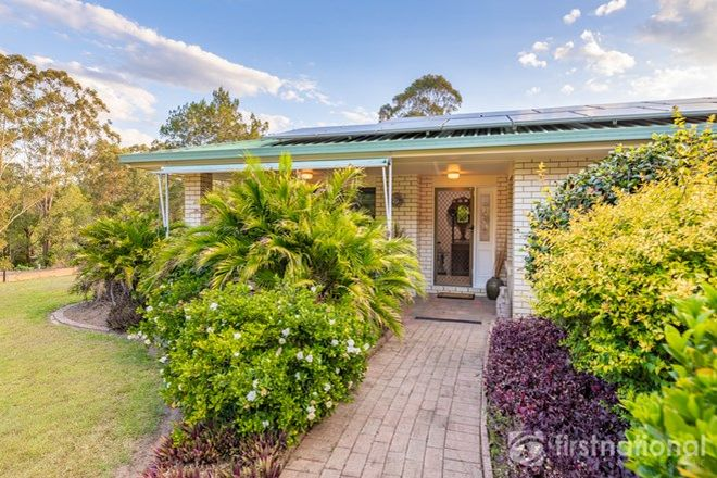 Picture of 103 Commissioners Flat Road, PEACHESTER QLD 4519