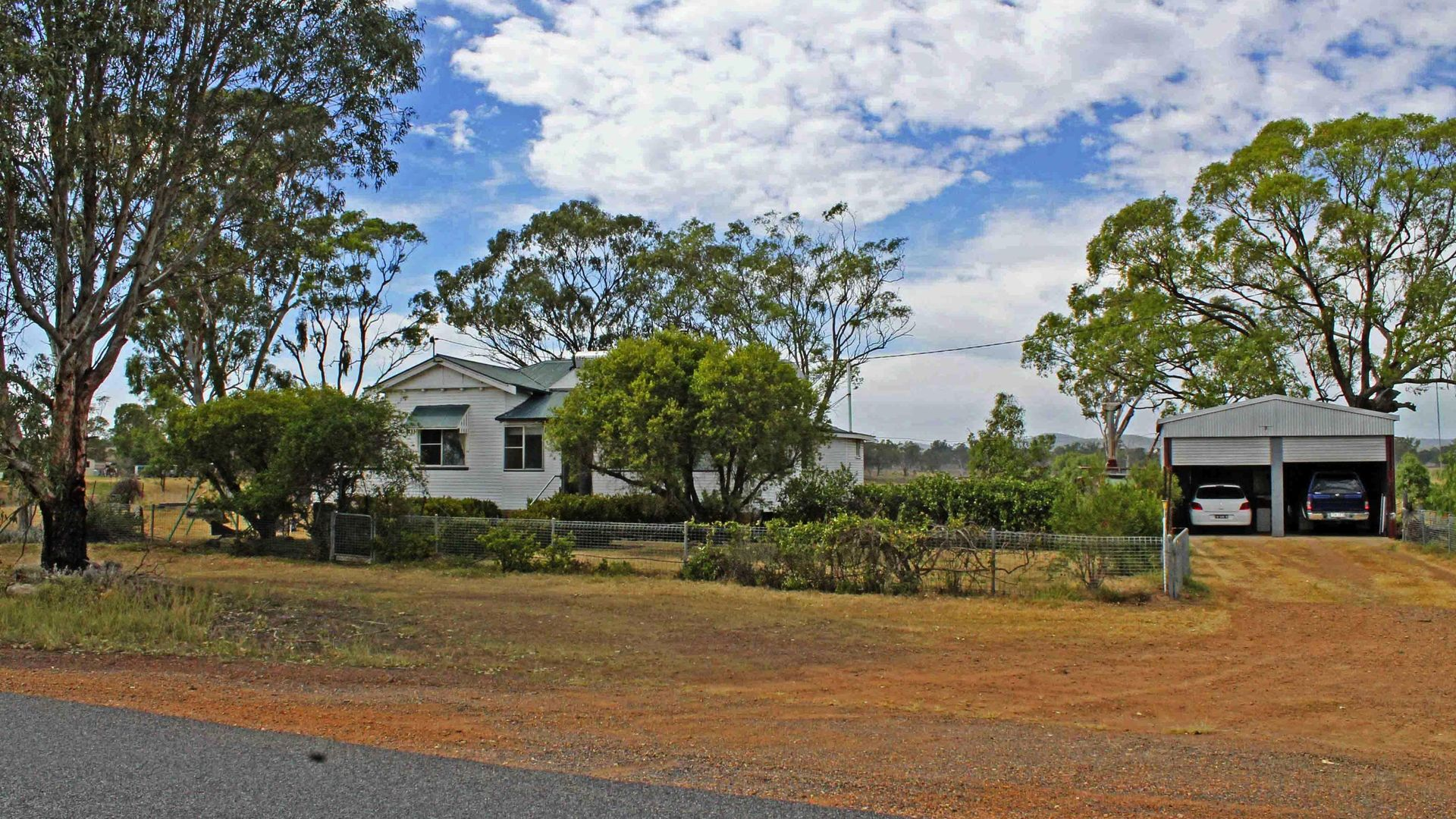 4168 Leyburn-Cunningham Rd, Wheatvale QLD 4370, Image 1