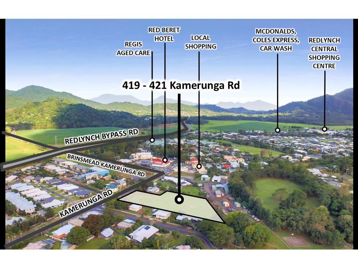 419-421 Kamerunga Road, Redlynch QLD 4870, Image 0