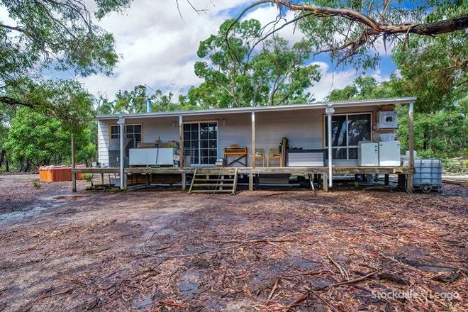 Picture of 511 Brisbane Ranges Road, MOUNT WALLACE VIC 3342