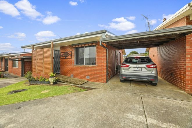 Picture of 3/4 Caton Street, WARRAGUL VIC 3820