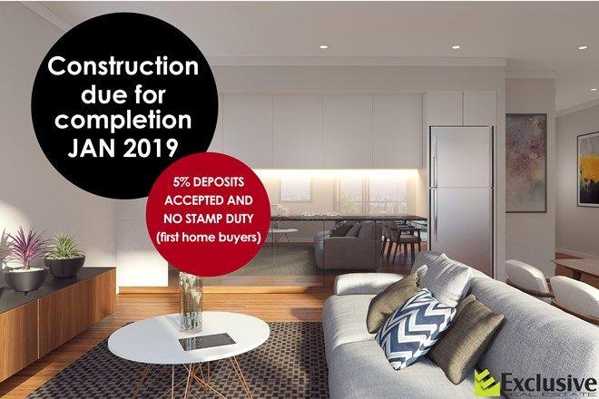 Picture of 101/25-29 Smallwood  Avenue, HOMEBUSH NSW 2140