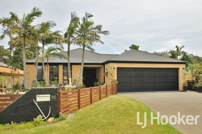 Picture of 21 Keldie Close, ST GEORGES BASIN NSW 2540