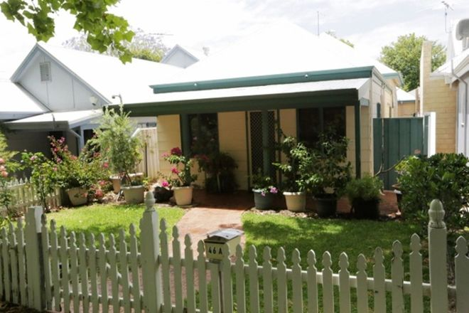 Picture of 46A Peel Street, JOLIMONT WA 6014