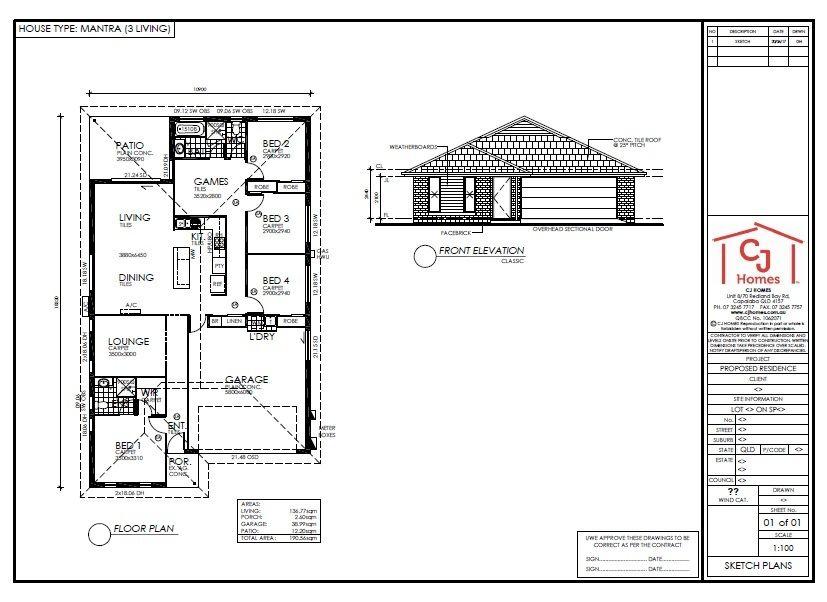 Lot 3089 Haddington Place, Springfield Lakes QLD 4300, Image 1