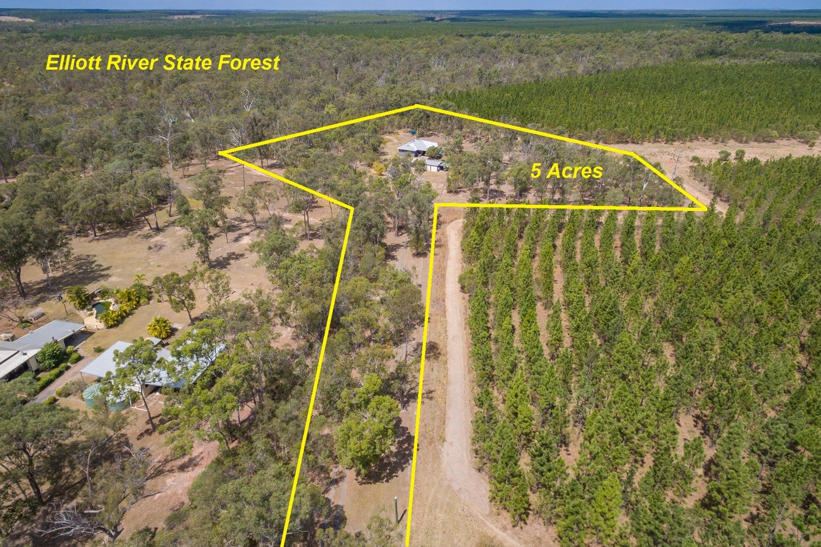 257 Sully Dowdings Road, Pine Creek QLD 4670, Image 2