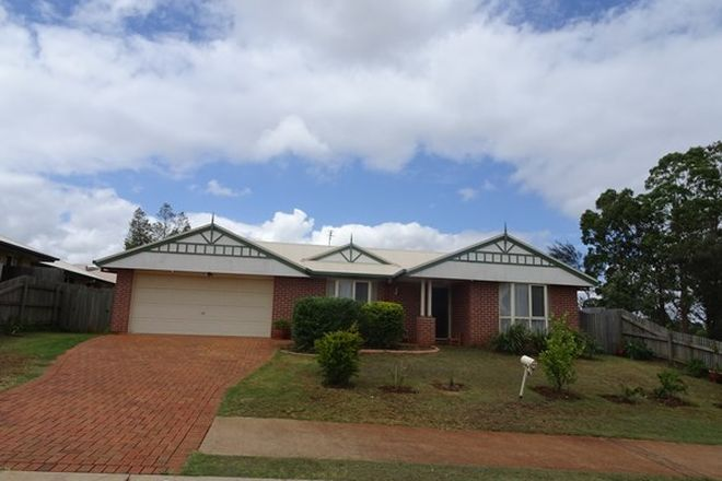 Picture of 50 Jutsum St, MIDDLE RIDGE QLD 4350