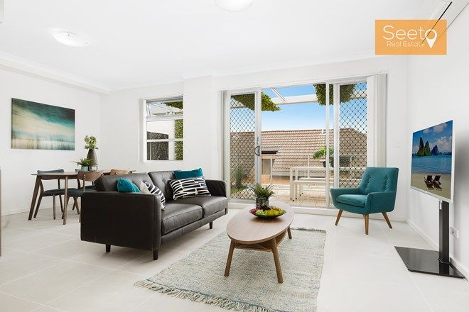 Picture of PH02/6-12 Courallie Avenue, HOMEBUSH WEST NSW 2140