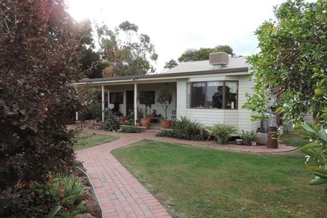 Picture of 8 Thompsons Weir Road, LEITCHVILLE VIC 3567