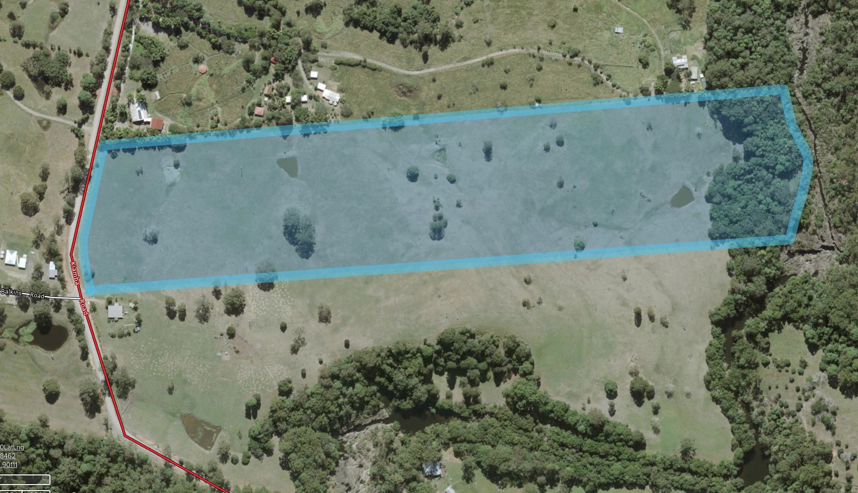 Acreage / Semi-Rural in 167 Kiamba Road, KIAMBA QLD, 4560