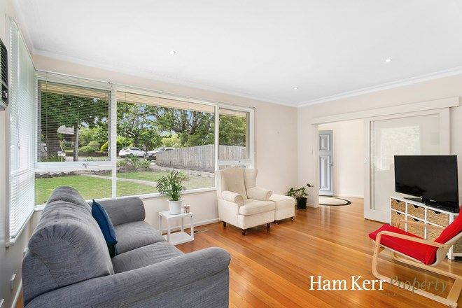 Picture of 1/7 Willow Grove, CANTERBURY VIC 3126