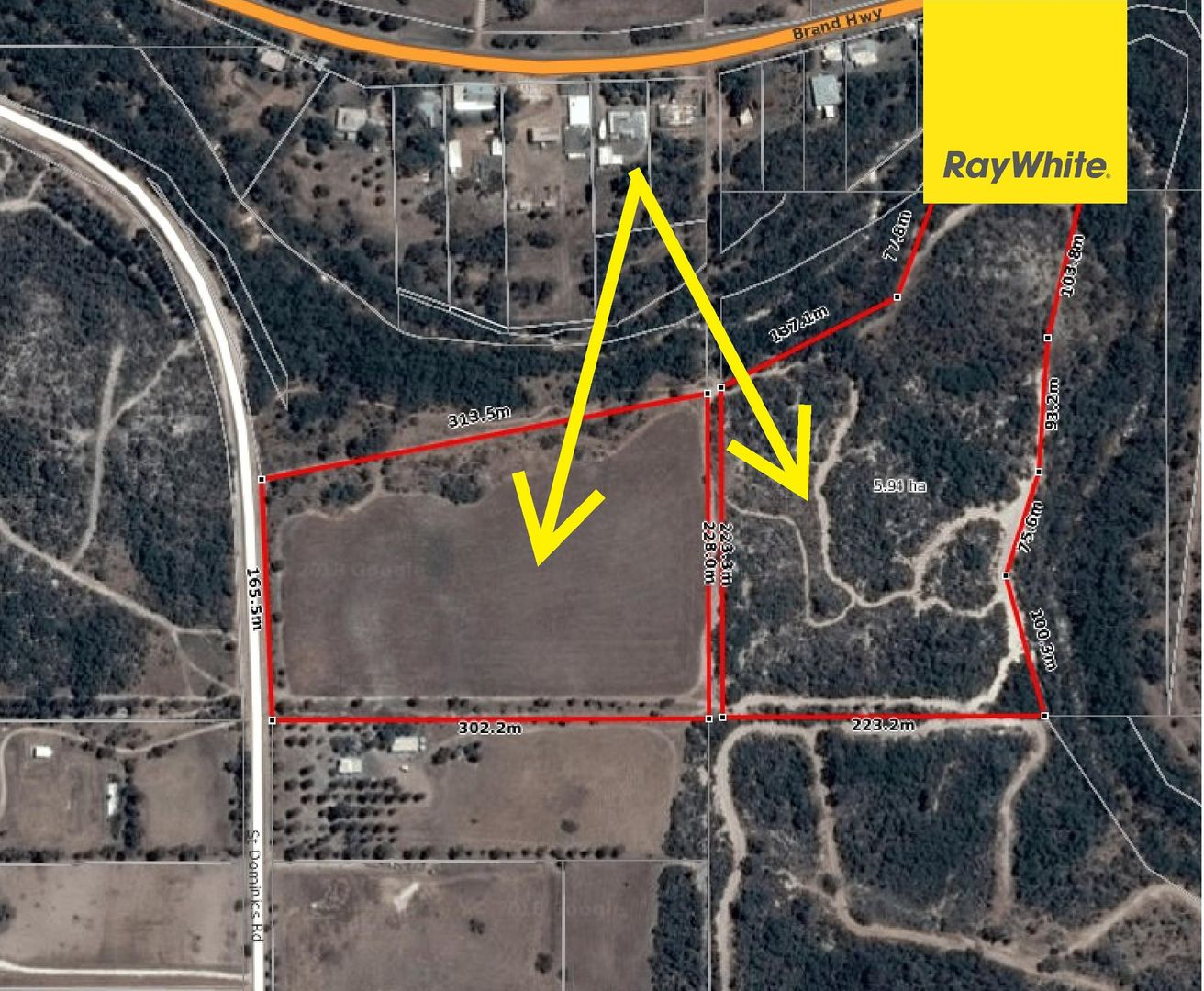 Lot 101 St Dominics Road, Port Denison WA 6525, Image 0
